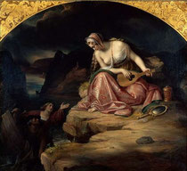 carl-jospeh-begas-painting-lorelei