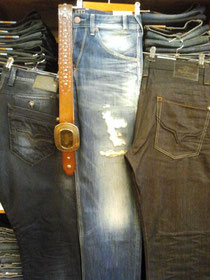 Trend-Jeans für den Mann