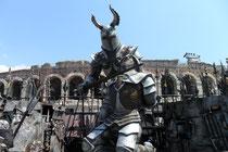 Знаменитая Арена в Вероне