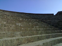 Древний театр в Остии