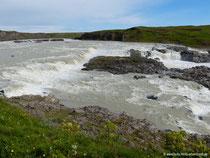 Wasserfall Urriðafoss