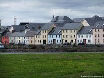 Beliebtes Postkartenmotiv - Galway