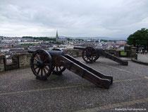 Stadtmauer von Londonderry/Derry
