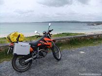 Küste von Connemara