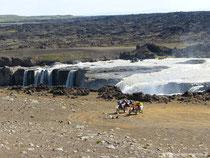 Straße 26 - Wasserfall