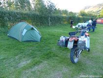 Campingplatz Hveragerði