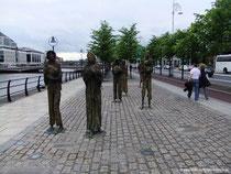 Famine Denkmal