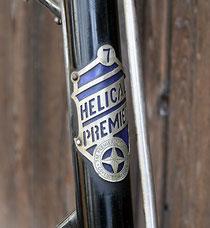 1910 Helical Premier, Lenkkopfschild