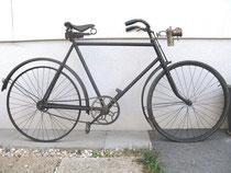 STEYR Cycle Works von 1921, gereinigter Fundzustand