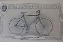 La Francaise Diamant, Katalogblatt 1920er Jahre