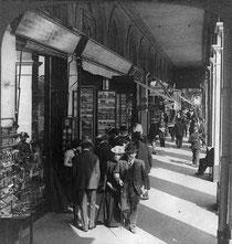 Paris, Rue de Rivoli, 1907