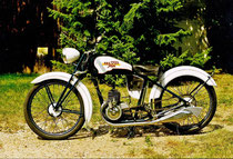 Prester-Jonghi R100 von ca. 1936