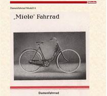 Miele Modell 6, Katalogblatt Mitte der 1920er Jahre