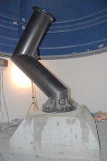 Telescope pier