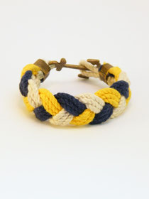 Armband in Clubfarben von Joint Colours