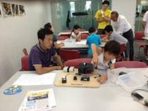 自由研究 発電教室