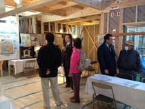 「呼吸する家」建物見学会開催