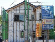 呼吸する家 構造建物見学会