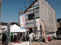 「呼吸する家」建物見学会