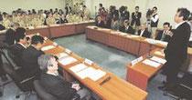 大震災からの復興に向けて開かれた検討委員会の初会合