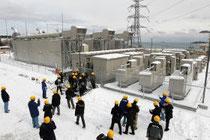 女川原発に設置された大容量電源装置