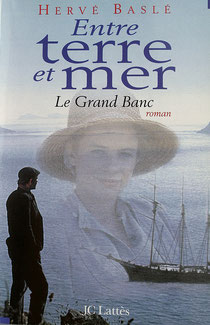 """Livre """"Entre terre et mer"""" d'Hervé Baslé"""