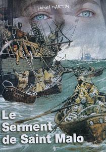 """Livre """"Le Serment de Saint Malo"""" de Lionel Martin"""