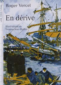 """""""En dérive"""" Livre de Roger Vercel"""