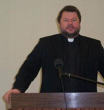 Reverend Siegfried Riehl, Toronto