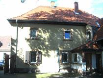 Unsanierter Zustand eines Einfamilienhauses in Römerberg