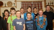 König und Meister Jugend 2013