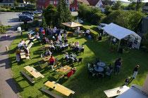 Sommerfest Fewo Lobbe
