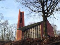 Heilig-Kreuz-Kirche Börnsen