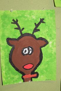 dessin d'un enfant de l'école primaire Plein Soleil