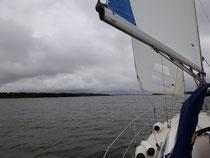 A bit of sailing