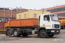 Шасси МАЗ 631014