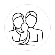 Paartherapie von jungen Eltern
