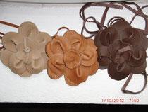 Produkte aus echtem Leder