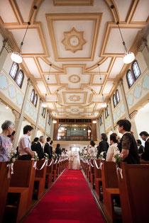多治見 修道院 結婚式