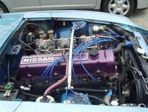 L24エンジン