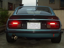 240Z リア