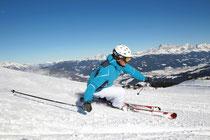 Skifahren im Snowspace