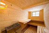 Sauna vakantiehuis Mühllehen