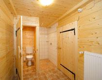 Sauna Ferienhaus Flachau.