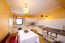 Keuken vakantiehuis Mühllehen