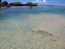 星砂の浜 写真