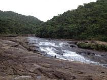 カンピレーの滝 写真