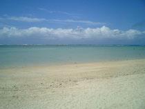 南風見田の浜 写真