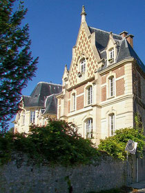 Villa Béatrice - ancienne demeure des Camondo