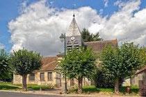 Eglise d'Aumont eh Halatte - Oise